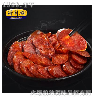 得利斯广式麻辣香肠210g