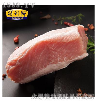 得利斯黑山猪通脊肉500g