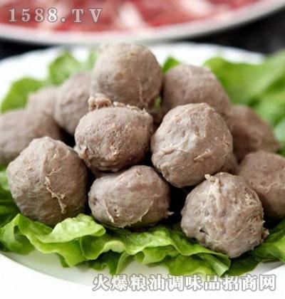 升隆潮汕风味牛肉丸