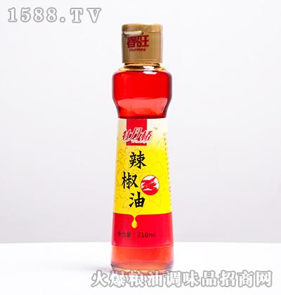 辣椒油210ml-牡丹桥