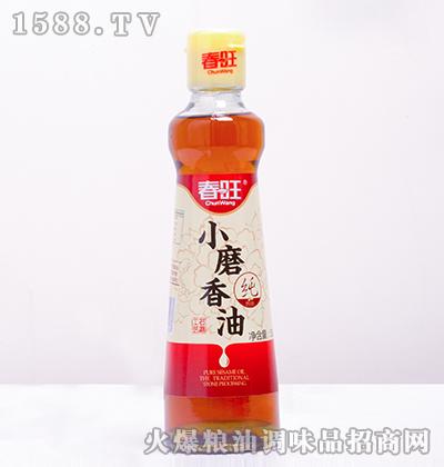 纯小磨香油335ml-春旺