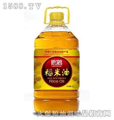 鹿鹤多维营养稻米油(新)