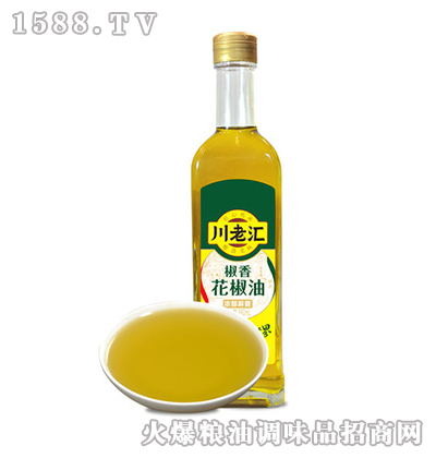 川老汇椒香花椒油360ml