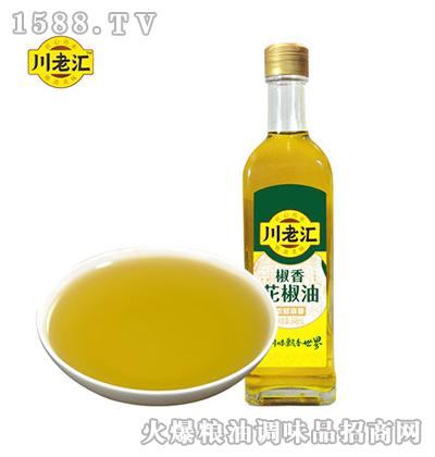 川老汇椒香花椒油248ml
