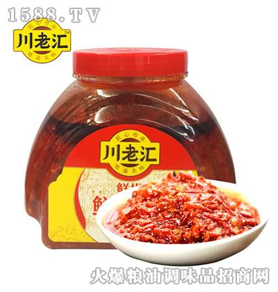 川老汇香辣酱780g