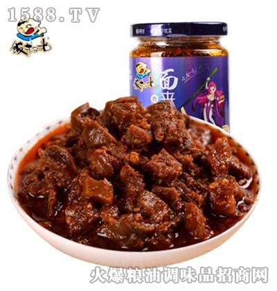 饭扫光香菇牛肉酱200g