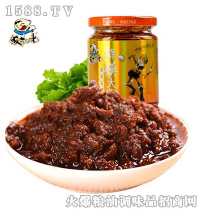 饭扫光香菇豆豉酱200g