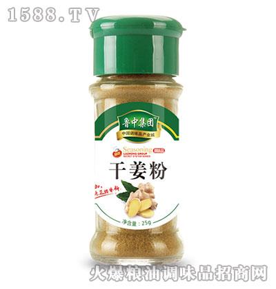 干姜粉25g-鲁中集团