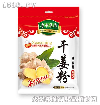 干姜粉30g-鲁中集团