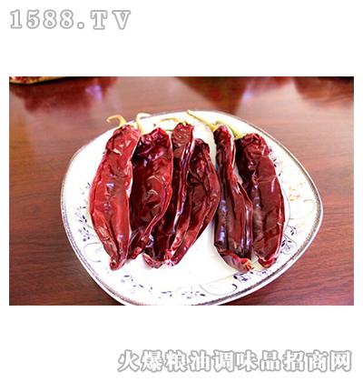 精选新疆甜椒-腾达