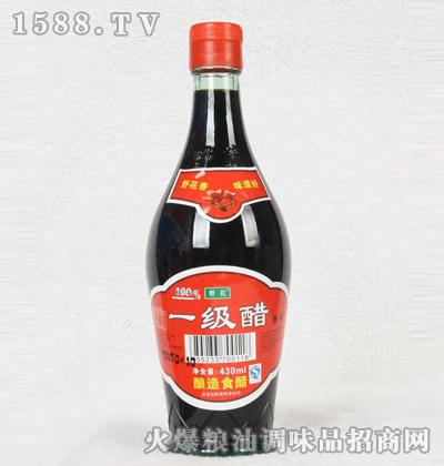 野花一级醋430ML