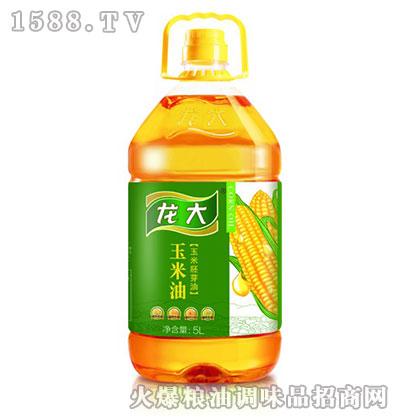 龙大玉米油5L