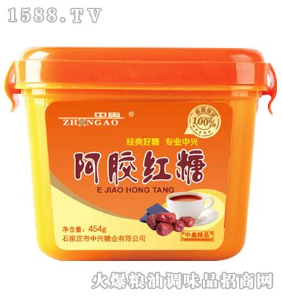 阿胶红糖454g-中奥