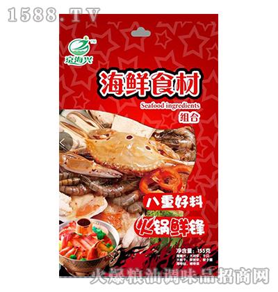 京海兴海鲜食材165g
