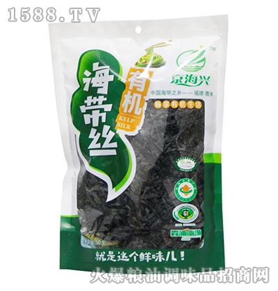 京海兴有机海带丝50g
