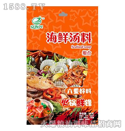 京海兴海鲜汤料75g