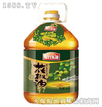 黎红杉龙氏东海花椒油4500ml