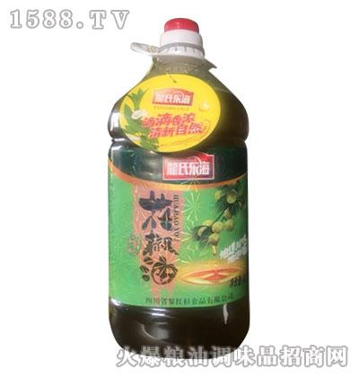龙氏东海花椒油4.5L