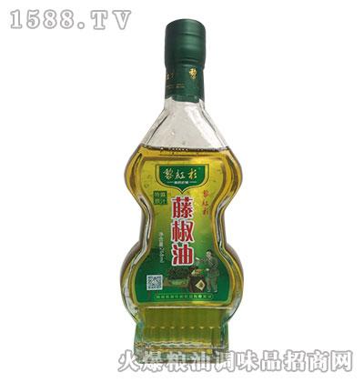 黎红杉特麻原汁藤椒油268ml