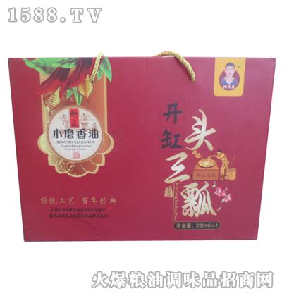 魏志勇小磨香油礼盒280MLX4