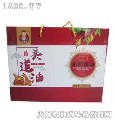 魏志勇小磨香油礼盒400MLX6