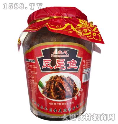 圣美思凤尾鱼罐头(香辣味)400克