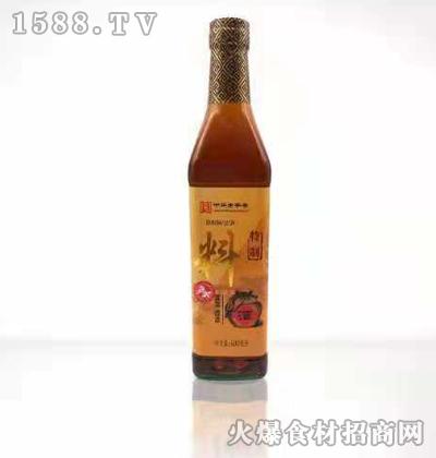 争荣特质料酒500ml