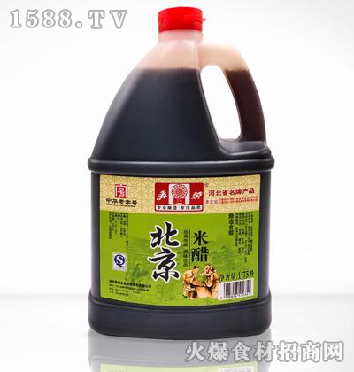 争荣北京米醋1.75L