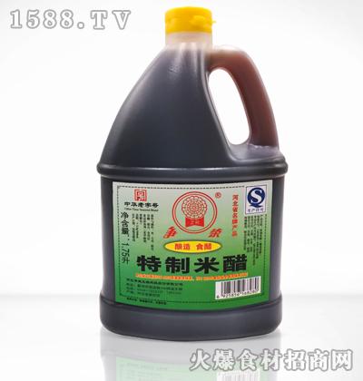 争荣特质米醋1.75L