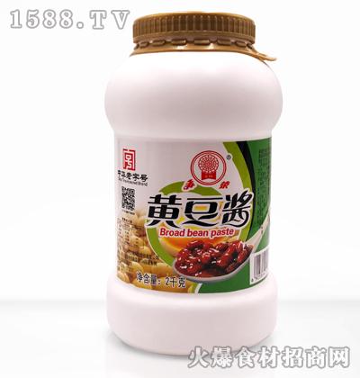 黄豆酱2kg-争荣