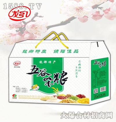龙乡红五谷杂粮礼盒24千克