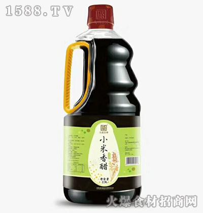 大盛谷神小米香醋2.5L