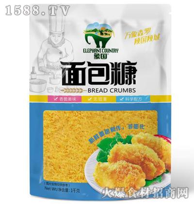 象国面包糠1kg