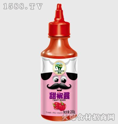 象国甜椒酱280g