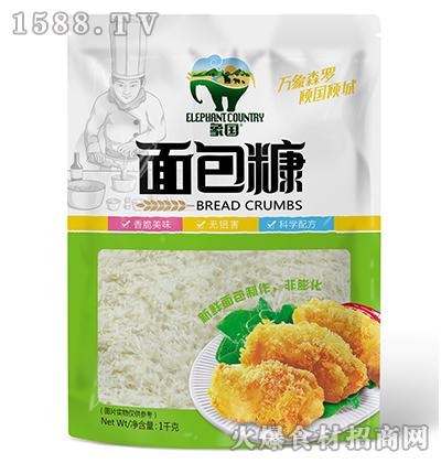 象国面包糠(白糠)1kg