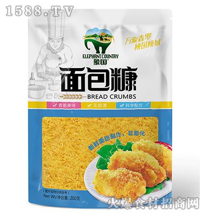 象国面包糠(黄糠)200g