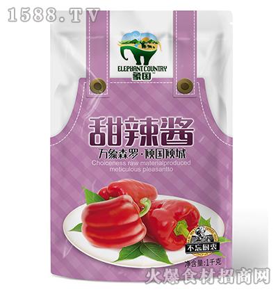 象国甜辣酱1kg