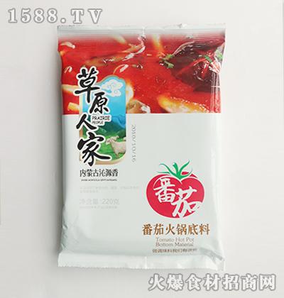 草原人家-番茄火锅底料220g