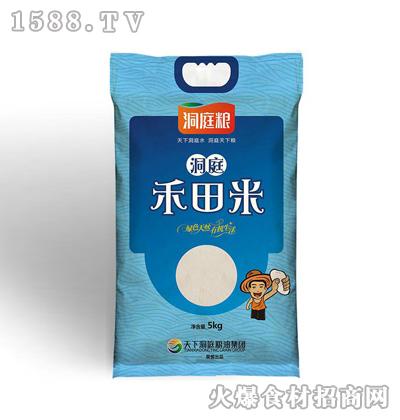 洞庭粮禾苗米5kg