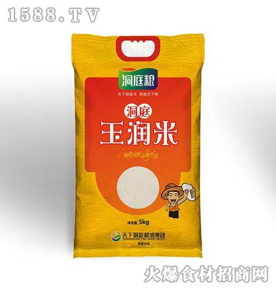 洞庭粮玉润米5kg