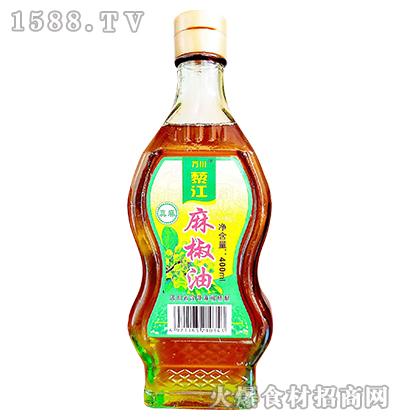 万川藜江麻椒油400ml