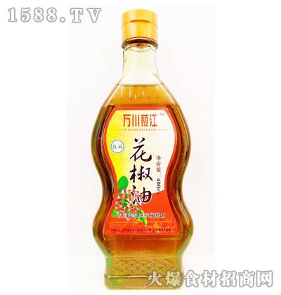 万川藜江花椒油400ml
