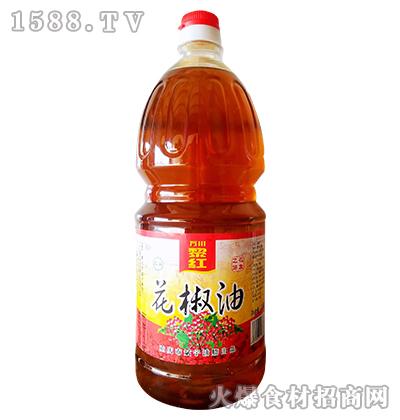 万川黎红花椒油2.5L