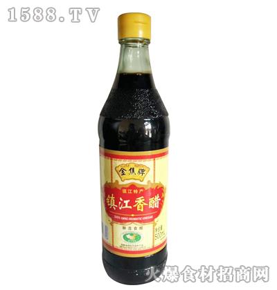 金焦牌镇江香醋500ml