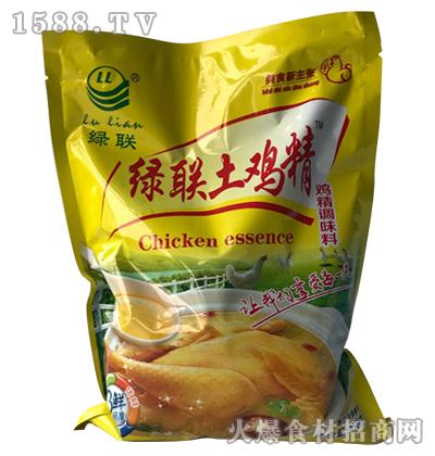 绿联土鸡精1kg