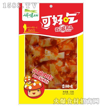 峨眉仙菇派食品香辣味50g