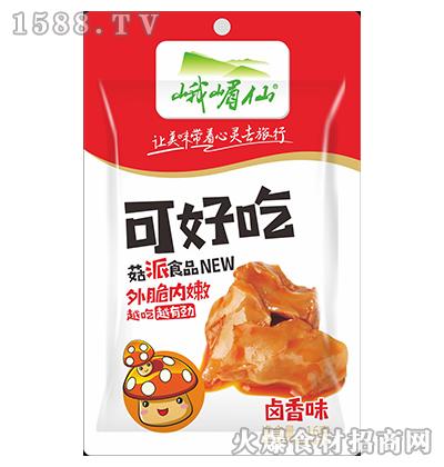 峨眉仙菇派食品卤香味16g