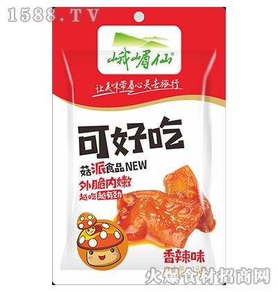 峨眉仙菇派食品香辣味16g