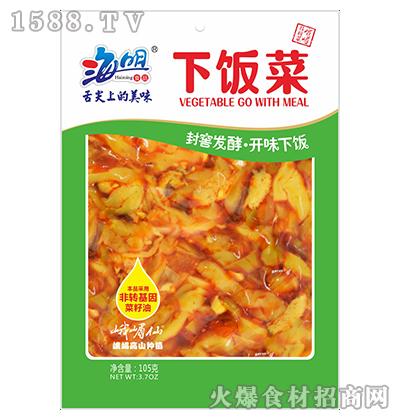 海明下饭菜105g