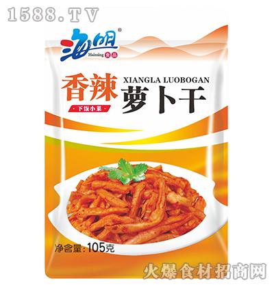 海明香辣萝卜干105g